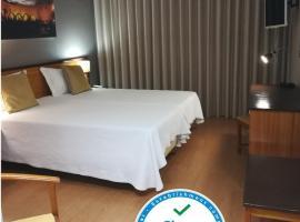 Hotel Dom Vilas, hotel in Braga