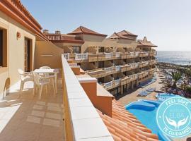 Elba Castillo San Jorge & Antigua Suite Hotel, hotel with pools in Caleta De Fuste