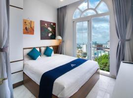 Lotus Universe Apartment, hotel near Tan Son Nhat International Airport - SGN,