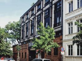 Loft w sercu Warszawy Hoża 55, apartment in Warsaw