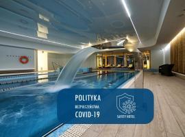 Hotel Bażantowo Sport, hotel in Katowice