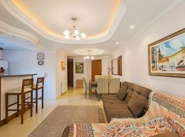 SIERRA NEVADA - COBERTURA 3 DORM. (12 PAX) JUNTO À RUA COBERTA!, apartment in Gramado