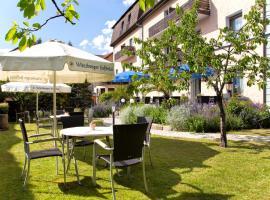 Hotel Jägerhof, Hotel in Staatsbad Brückenau