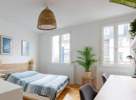 Appartement de 50m² tout confort en centre-ville, appartement à Brest