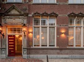 Hotel Mercier, hotel cerca de Rembrandt House, Ámsterdam