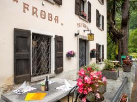 Ristorante Albergo Froda, Hotel in Gerra Verzasca