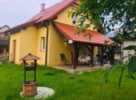Domek Kopydło – dom wakacyjny w Wiśle