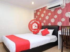 OYO 1031 Aj Suite Hotel, hotel di Kuala Terengganu