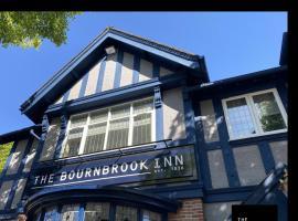 The Bournbrook Inn, отель в Бирмингеме
