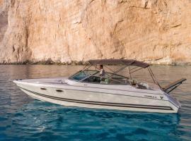 Unique Private Boat, boat in Zakynthos