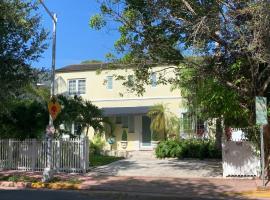 villa venezia bb, Cama e café (B&B) em Miami Beach