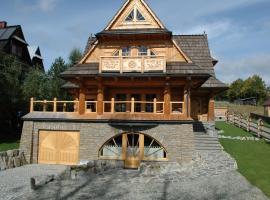 Szubikówka, homestay in Kościelisko