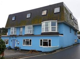 Blue Room Hostel Newquay, hostel in Newquay