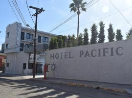 Hotel Pacific, inn in Tijuana
