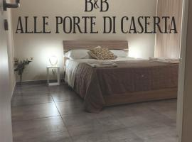 B&B Alle porte di Caserta, accessible hotel in Caserta
