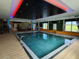 Best Western Hotel & SPA Pau Lescar Aeroport ex hôtel Vamcel、レスカーにあるポー・ピレネー空港 - PUFの周辺ホテル