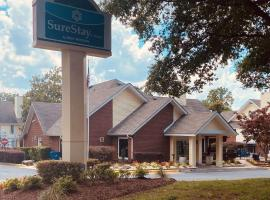 SureStay Studio by Best Western Charlotte Executive Park, hotel in Charlotte