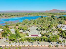 The Kimberley Grande Hotel, hotel near East Kimberley Regional Airport - KNX,