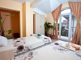 Familly hotel Randevu, hotel in Kranevo