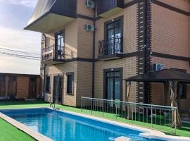 Guest House Regata, homestay in Anapa