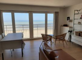Sealview Nevada 602, pet-friendly hotel in Koksijde