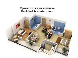 Life Space, hostel in Saint Petersburg