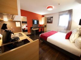 Apparthotel Privilodges Carré de Jaude, hôtel à Clermont-Ferrand