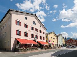 Hotel Heitzmann, hotel in Mittersill
