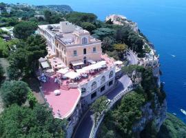 Hotel San Michele, hôtel à Anacapri
