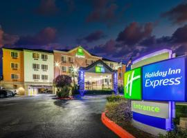 Holiday Inn Express Castro Valley, hotel near Oakland Coliseum, Castro Valley