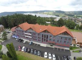 Hotel BouCZECH, hotel v destinaci Lipno nad Vltavou