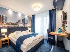Hotel Hanseport Hamburg, Hotel in der Nähe von: Hamburger Hafen, Hamburg