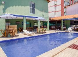 pousada arco iris fortaleza, hotel in Fortaleza