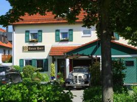 Runa´s Hotel, hotel in zona Aeroporto di Monaco di Baviera - MUC,