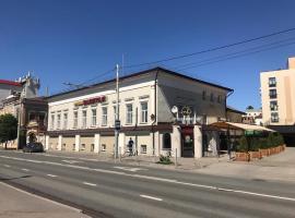 Capital Hotel, отель в Казани, рядом находится Башня Сююмбике