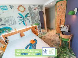 ibis Styles Paris Boulogne Marcel Sembat, hotel in Boulogne-Billancourt
