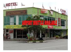 Casa Hotel near KLIA 1, hotel near Kuala Lumpur International Airport - KUL, Sepang