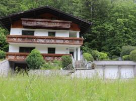 Haus Berger, Ferienhaus in Fuschl am See