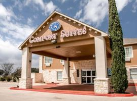 Comfort Suites New Braunfels, hotel in New Braunfels