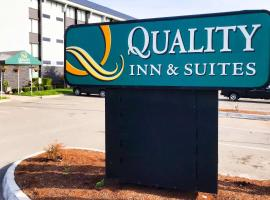 Quality Inn & Suites Everett/Seattle, hotel near Snohomish County Airport - PAE,