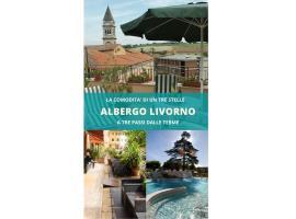 Albergo Livorno, hotel in Casciana Terme
