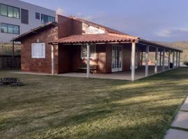 Rancho Paraíso, holiday home in Capitólio