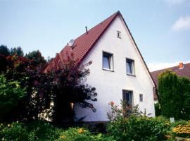 Ferienwohnung Sommerfeld, apartment in Bad Sassendorf
