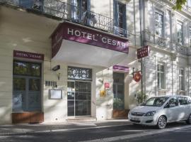 Citotel Hôtel Cesar, отель в Ниме