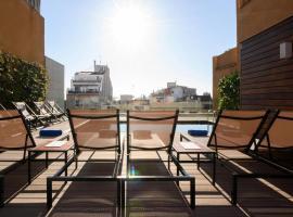 Europark, hotel near Tetuan Metro Station, Barcelona