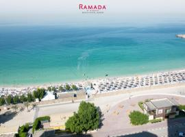 Ramada by Wyndham Beach Hotel Ajman, hotel near Sharjah Golf and Shooting Club, Ajman