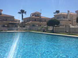 Greensuites Torrevieja, Ferienwohnung in Playa Flamenca