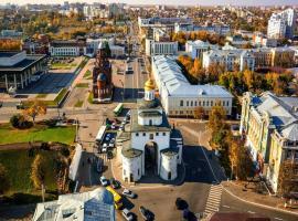 Гостиница Застава, отель во Владимире