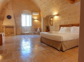 Due forni affittacamere, bed and breakfast en Matera