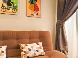 Austin Mahkota, apartment in Malacca